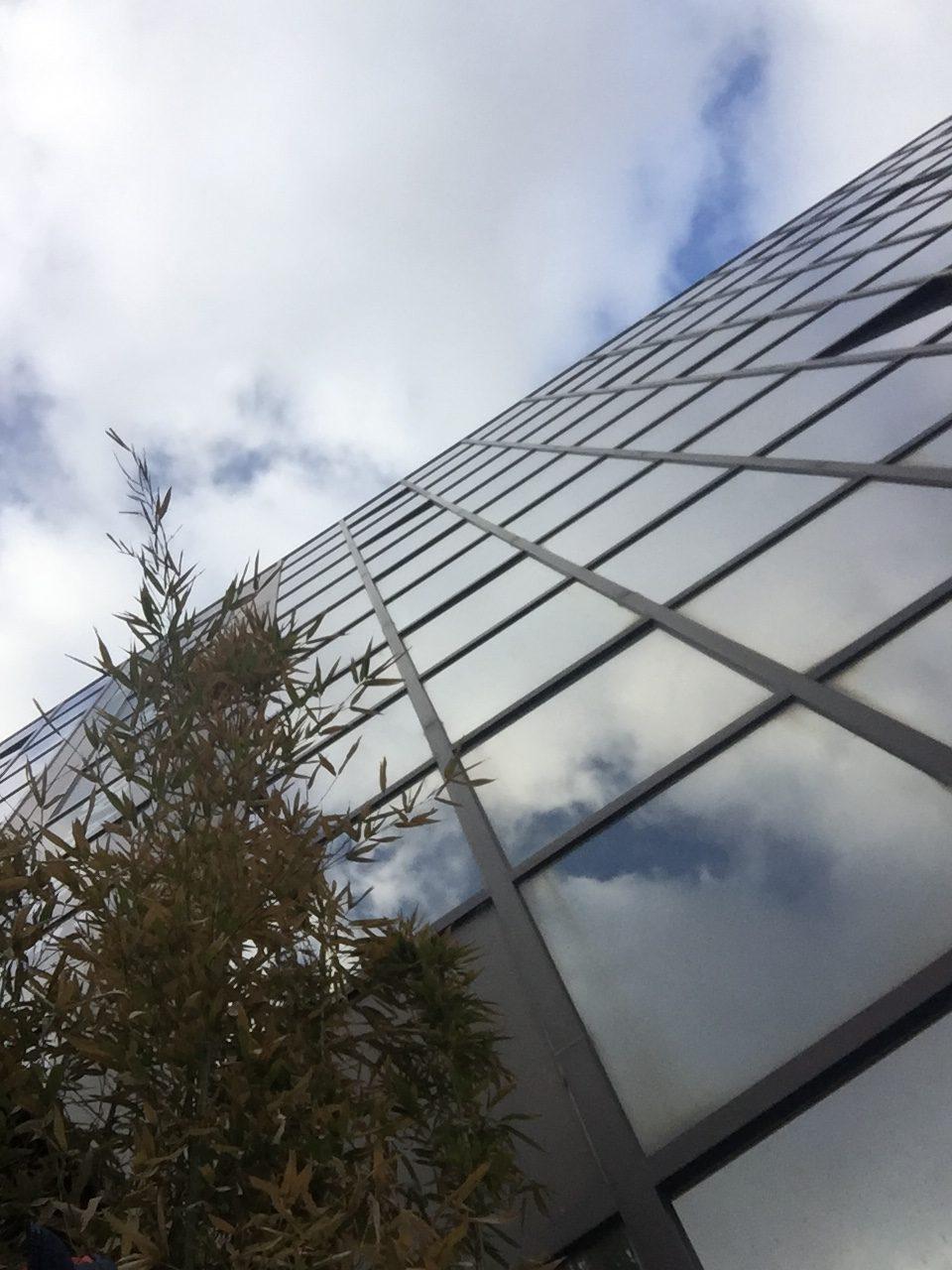 تاثیر تکنولوژی در نمای ساختمان