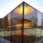 اجرای نمای مدرن ساختمان