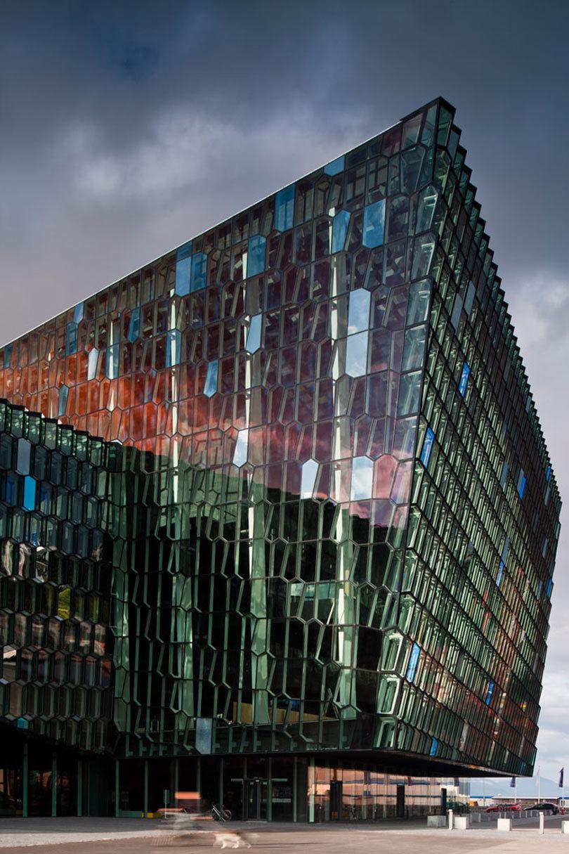 نمای ساختمان | آکاد | نمای مدرن | مجری نما | انواع نما