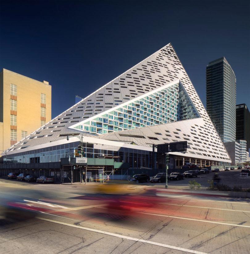 معماری و نمای مدرن